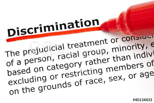 التمييز، العنصرية وخطاب الكراهية