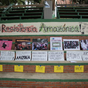 Environmentalists of Caquetá gathered inputs for the creation of the Intergenerational Pact for the life of the Amazon